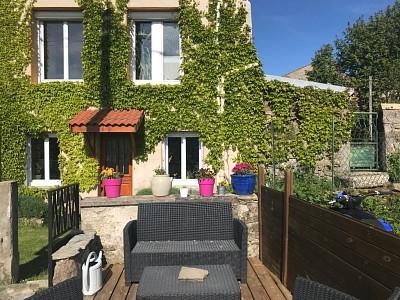 MAISON A VENDRE - ST JUST MALMONT - 103 m2 - 139000 €