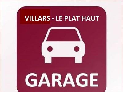 GARAGE A LOUER - VILLARS - 61,67 € charges comprises par mois