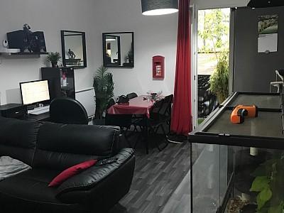 APPARTEMENT T2 A LOUER - ST MARTIN LA PLAINE - 50 m2 - 375 € charges comprises par mois
