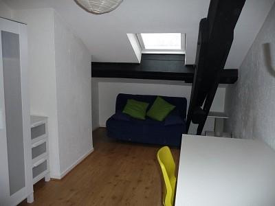 APPARTEMENT T2 A LOUER - ST ETIENNE VIVARAIZE-FAURIEL-BEAULIEU - 19,42 m2 - 327 € charges comprises par mois
