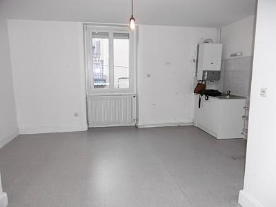 APPARTEMENT T2 A LOUER - RIVE DE GIER - 45 m2 - 325 € charges comprises par mois