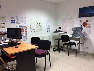 BUREAU A LOUER - ST MARTIN LA PLAINE - 70 m2 - 291 € HC et HT par mois