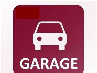 GARAGE A LOUER - UNIEUX - 61,76 € charges comprises par mois