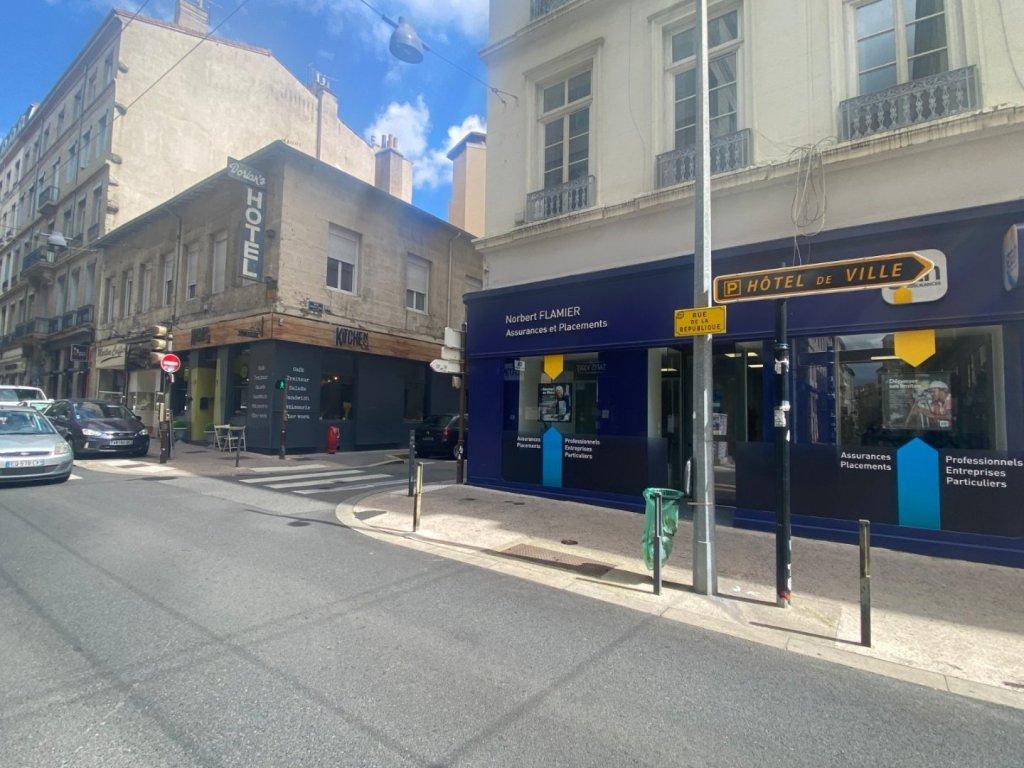 GARAGE A VENDRE - ST ETIENNE HOTEL DE VILLE - 11000 €