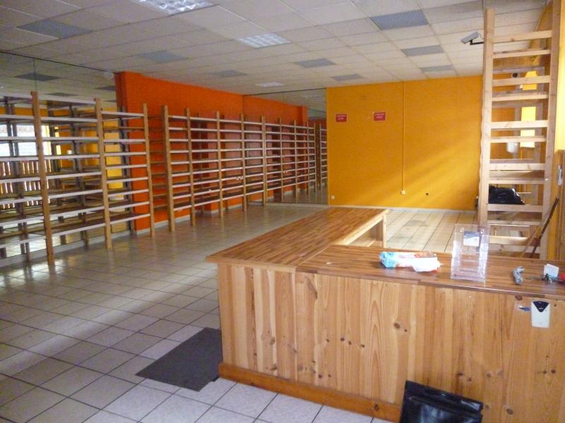 LOCAL COMMERCIAL A LOUER - ST ETIENNE PREFECTURE-JACQUARD - 750 € HC et HT par mois