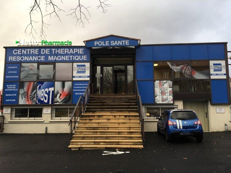 LOCAL D ACTIVITE A LOUER - ST ETIENNE VILLEBOEUF-RICHELANDIERE - 4000 € HC et HT par mois