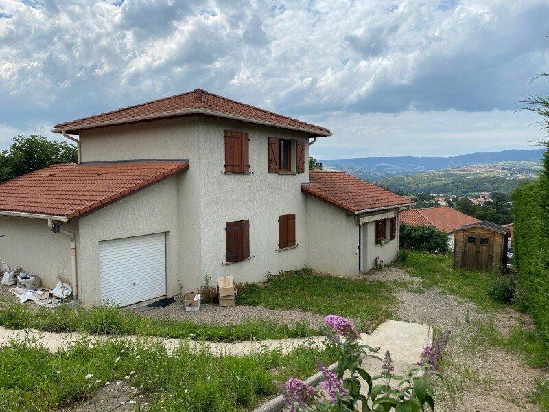 MAISON A LOUER - CHATEAUNEUF - 92,17 m2 - 950 € charges comprises par mois