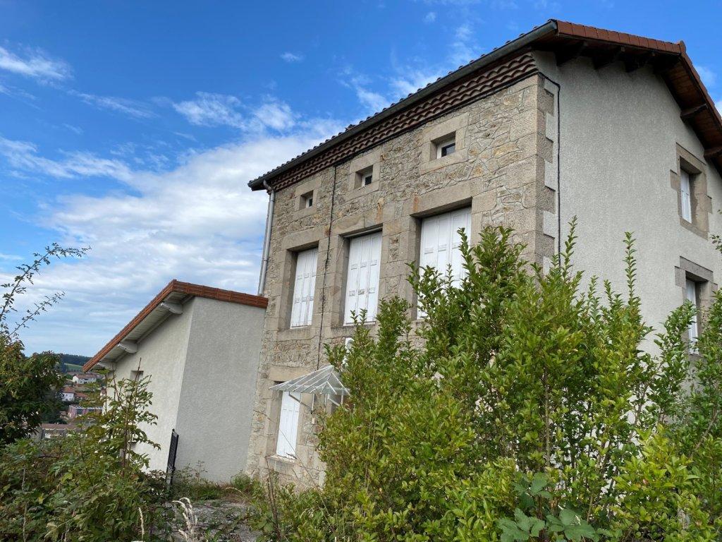 PROPRIETE A VENDRE - ST DIDIER EN VELAY - 115 m2 - 295000 €
