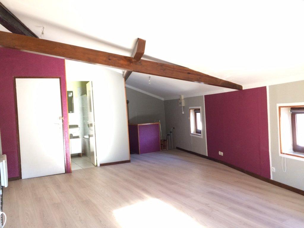 STUDIO A LOUER - ST ANDEOL LE CHATEAU - 37,19 m2 - 333 € charges comprises par mois
