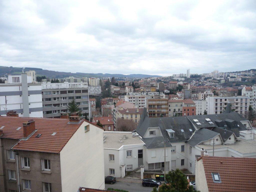 STUDIO A LOUER - ST ETIENNE VIVARAIZE-FAURIEL-BEAULIEU - 32,17 m2 - 342 € charges comprises par mois
