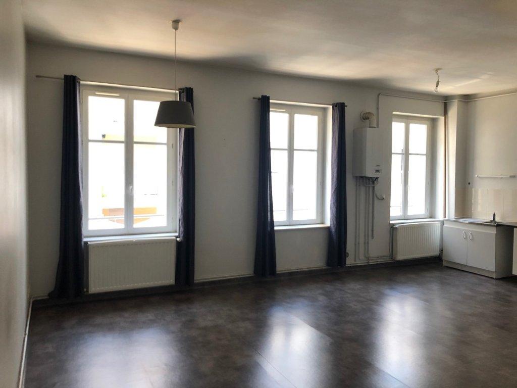 STUDIO A LOUER - ST ETIENNE BELLEVUE-JOMAYERE-SOLAURE - 42,11 m2 - 321,14 € charges comprises par mois