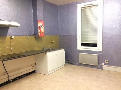 APPARTEMENT T2 - RIVE DE GIER - 57,86 m2 - LOUÉ