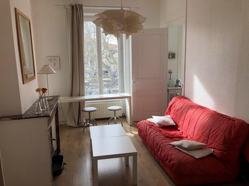 APPARTEMENT T2 A LOUER - ST ETIENNE VIVARAIZE-FAURIEL-BEAULIEU - 50 m2 - 458,20 € charges comprises par mois