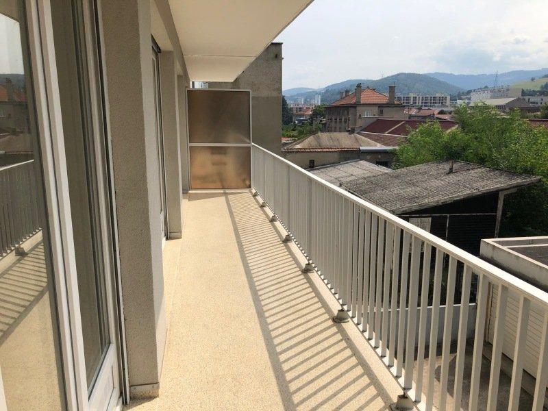 APPARTEMENT T2 A LOUER - ST ETIENNE BELLEVUE-JOMAYERE-SOLAURE - 45 m2 - 430 € charges comprises par mois