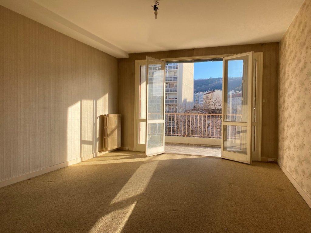 APPARTEMENT T2 A VENDRE - ST ETIENNE BELLEVUE - 56,25 m2 - 49000 €