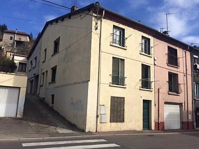 APPARTEMENT T3 A LOUER - RIVE DE GIER - 64,4 m2 - 550 € charges comprises par mois