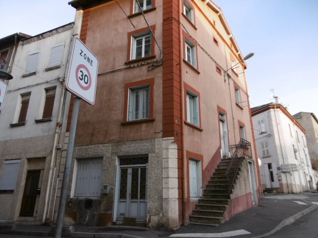 APPARTEMENT T3 - RIVE DE GIER RICHARME - 57,5 m2 - LOUÉ