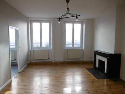 APPARTEMENT T3 A LOUER - ST ETIENNE BADOUILLERE-CHAVANELLE - 82 m2 - 480 € charges comprises par mois