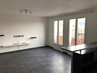 APPARTEMENT T3 A LOUER - ST ETIENNE TARDY-COLLINE DES PERES - 60 m2 - 580 € charges comprises par mois