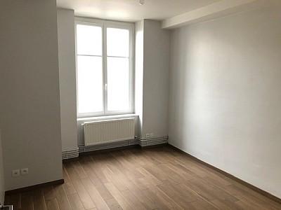 APPARTEMENT T2 A LOUER - ST ETIENNE BELLEVUE-JOMAYERE-SOLAURE - 54,43 m2 - 357,25 € charges comprises par mois