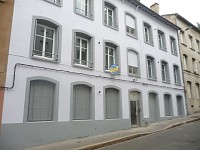 APPARTEMENT T3 A LOUER - ST ETIENNE BELLEVUE-JOMAYERE-SOLAURE - 82,45 m2 - 530,35 € charges comprises par mois