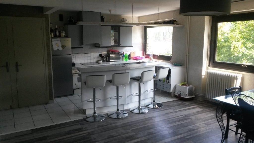 APPARTEMENT T3 A VENDRE - ST ETIENNE FAURIEL - 62,5 m2 - 69000 €
