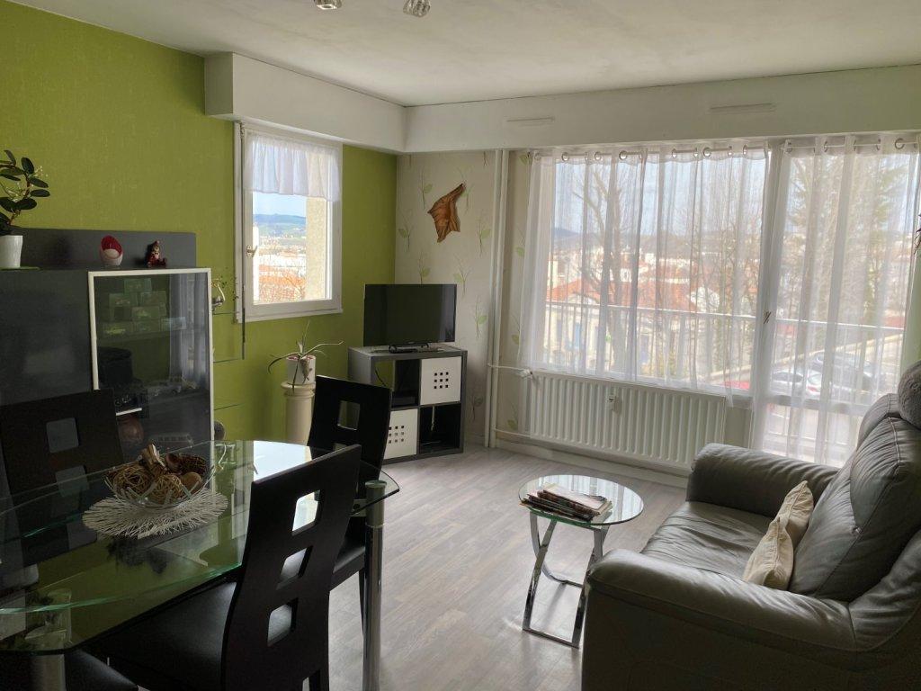 APPARTEMENT T3 A VENDRE - ST ETIENNE PARC FOURNEYRON - 67,8 m2 - 65000 €