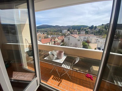 APPARTEMENT T3 A VENDRE - TERRENOIRE - 66 m2 - 64000 €
