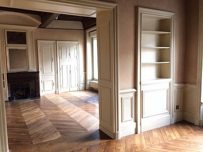 APPARTEMENT T4 A LOUER - RIVE DE GIER - 88,16 m2 - 570 € charges comprises par mois