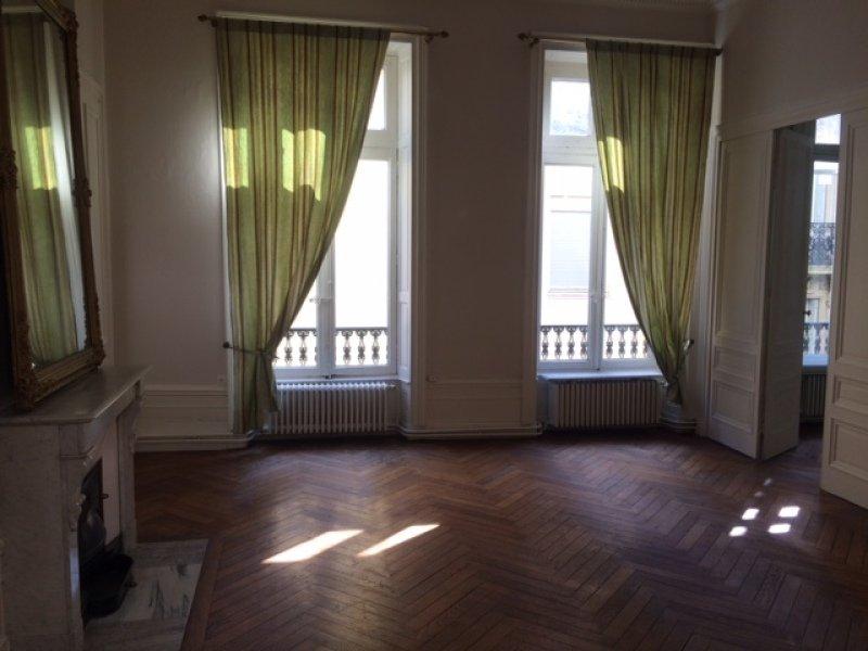 APPARTEMENT T3 A LOUER - ST ETIENNE PREFECTURE-JACQUARD - 85 m2 - 595 € charges comprises par mois