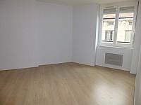APPARTEMENT T3 A LOUER - ST ETIENNE HYPER CENTRE - 55 m2 - 420 € charges comprises par mois