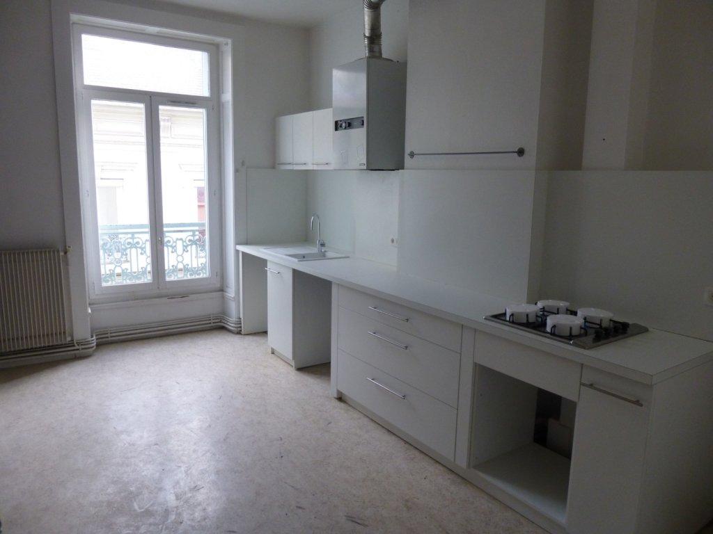 APPARTEMENT T3 A LOUER - ST ETIENNE HYPER CENTRE - 86 m2 - 548 € charges comprises par mois