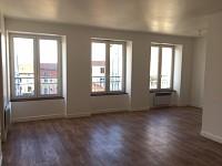 APPARTEMENT T4 A LOUER - ST GENEST LERPT - 90 m2 - 695 € charges comprises par mois